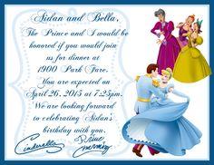 Disney Surprise, Cinderella, Disney Princess, Celebrities, Disney Characters, Birthday, Celebs, Birthdays, Disney Princesses