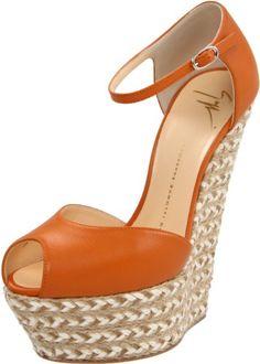 Giuseppe Zanotti Women's E20054 Platform Sandal