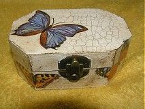 box Cool Art Projects, Decoupage, Hobbies, Decorative Boxes, Fun, Crafts, Handmade, Home Decor, Manualidades