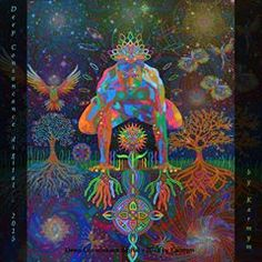 Deep Consonance digital - 2015 by karmym on DeviantArt Yoga Drawing, Consciousness Quotes, Esoteric Art, Yoga Art, Canvas Prints, Art Prints, Photo Canvas, Art Gallery, Deep