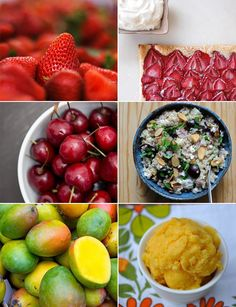 5 Spring Fruits and What to Make With Them