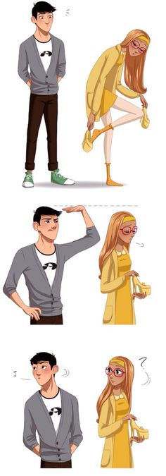 Disney, Disney pixar, Big hero Disney and dreamworks, Disney animation, Disney fun - Heels by deviantart com on Honey Lemon and Tadashi - Disney Pixar, Disney Animation, Arte Disney, Disney Memes, Disney And Dreamworks, Disney Love, Disney Magic, Funny Disney, Hiro Big Hero 6