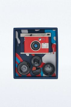 Lomography Boston Lomo'Instant Camera