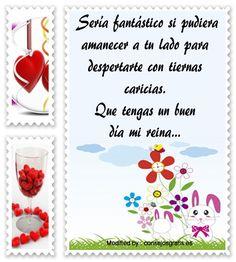 mensajes de buenos dias para mi amor para facebook,palabras de buenos dias para mi amor: http://www.consejosgratis.es/increibles-frases-de-buenos-dias-para-mi-novia/