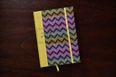 Cuaderno grande ::: 14,5 x 21cm ::: 80 hojas ::: Cosido y encuadernado artesanal