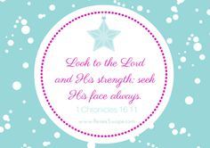 Photo: Look to the Lord and His strength; seek His face always. 1 Chronicles 16:11 #AConfidentHeart
