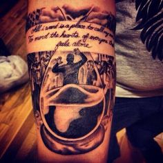 1000+ images about Tattoos on Pinterest   Of mice and men ... A Day To Remember Album Cover Tattoo
