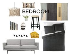 """LA Guest Room"" by simplestripes ❤ liked on Polyvore"