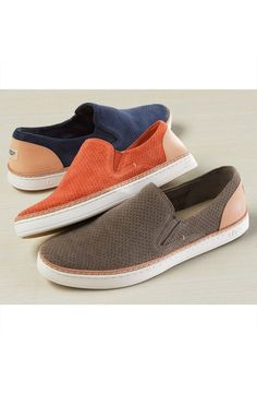 Free shipping and returns on UGG® Adley Slip-On Sneaker (Women) at Nordstrom.com. A plush, perforated suede upper refreshes this essential slip-on sneaker, while a PORON®- and memory-foam-cushioned footbed ensures comfort with every step.