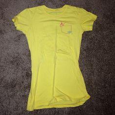 Girls hello guy Harvey tshirt Yellow girls style Tshirt Guy harvey Tops Tees - Short Sleeve