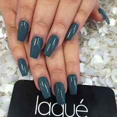 Nails by: Laque' Nail Bar Stiletto Nails, Coffin Nails, Acrylic Nails, Hair And Nails, My Nails, Funky Nail Designs, Laque Nail Bar, Nail Length, Classic Nails