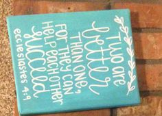 This canvas is to display you favorite verse or quote on an 8x10 piece. The color you choose is for the canvas background. please add a second color