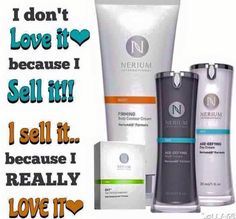 Find out more at klrenard.nerium.com                                                                                                                                                                                 More