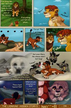 tlk-hs-page 154 by kati-kopa on DeviantArt Lion King Story, Lion King 1, Lion King Fan Art, Lion King Movie, Disney Lion King, King Art, Lion King Funny, Lion King Quotes, Le Roi Lion