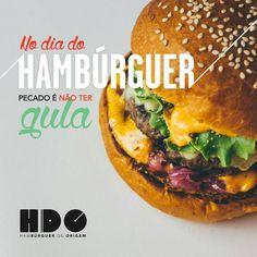 Dia do Hambúrguer - HDO