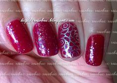 RoseBox: Unhas vermelhas