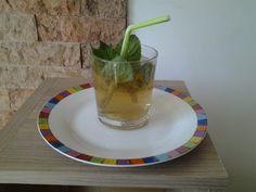 Minz-Zitronengras Limo,gesüßt mit frischer Stevia - YouTube