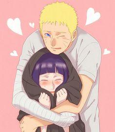 """""""N-Naruto-kun you make me want faint!! #Naruhina"""