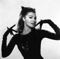 Julie Newman, a favorite Catwoman