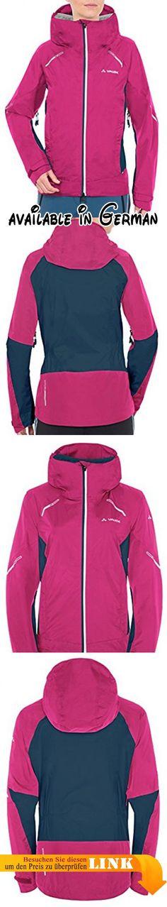 Vaude damen jacke women's fjordan jacket