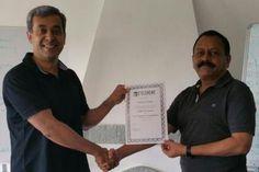 Congratulations Prakash Thalya, ICF Certified Life Coach, on receiving your Prestigious NLP Practitioner certification   #NLP #Training from Anil Dagia in #Mumbai, #Pune ( #India ) #ICF #NLP #PRACTITIONER #DUAL #Certification #Life #Coach Training  FEB #Pune - http://www.anildagia.com/training-calendar/icf-certification/anil-dagia-s-icf-nlp-practitioner-dual-certification-training-feb-2017-pune