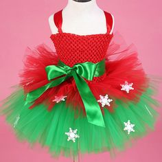 Promotion price Baby Kids Girls Christmas Dress Snowflake Tulle Tutu Dress Princess Costumes Kids Performance Party Dresses New Year Girls Dress just only $17.44 - 25.52 with free shipping worldwide #girlsclothing Plese click on picture to see our special price for you