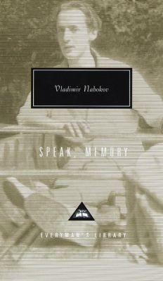 """From one of the 20th century's great writers comes one of the finest autobiographies of our time. Speak, Memory was first published by Vladimir Nabokov in 1951 as Conclusive Evidence and then assiduously revised and republished in 1966. The Everyman's Library edition includes, for the first time, the previously unpublished """"Chapter 16""""-the most significant unpublished piece of writing by the master, newly released by the Nabokov estate-which provided an extraordinary insight into Speak…"""