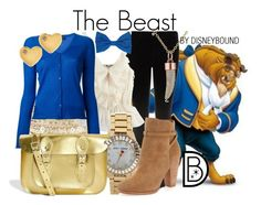 """""""The Beast"""" by leslieakay ❤ liked on Polyvore featuring J Brand, Lipsy, Calvin Klein Collection, Betsey Johnson, Joie, The Leather Satchel Co., Sydney Evan, Rebecca Minkoff, women's clothing and women"""