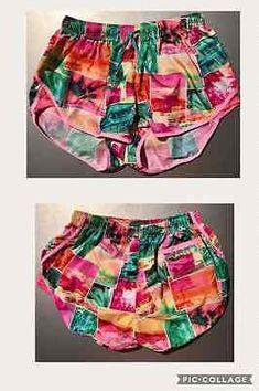 Picture 2 of 3 Pink Summer, Summer Beach, Swim Shorts, Boho Shorts, Swimming, How To Wear, Shopping, Women, Fashion