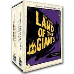 Land Of The Giants The Complete Collection [DVD]
