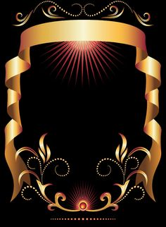 gold pattern 4vector com - Google Search