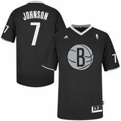 adidas Joe Johnson Brooklyn Nets 2013 Christmas Day Swingman Jersey 8f97fe5a5