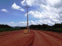 BLOG DO JOSÉ BONIFÁCIO: BR-235/PI: Postes da Eletrobras Piauí estão dificu...