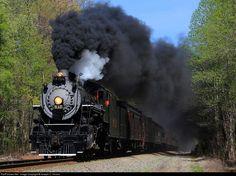RailPictures.Net Photo: SOU 630 Southern Railway Steam 2-8-0 at Salisbury, North Carolina by Joseph C. Hinson