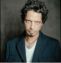 Chris Cornell - The Promise is his Grammy nomination . We miss you Chris . Chris Cornell, Say Hello To Heaven, We Missed You, Grammy Nominations, Most Beautiful Man, Miss You, Hard Rock, First Time, Singer