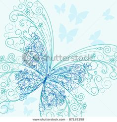 Like the small butterfly, big butterfly effect
