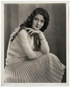 VINTAGE 1920S MERNA KENNEDY SILENT FILM INGENUE BEAUTY PHOTOGRAPH JACK FREULICH