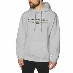 Men\'s Chrysler logo Long Sleeve Hoodie #fashion #clothing #shoes #accessories #mensclothing