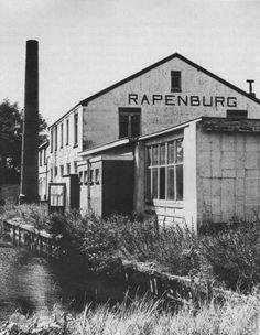 wasserij rapenburg