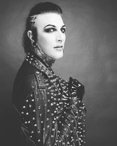 Chris Motionless, probably the most beautiful person alive.