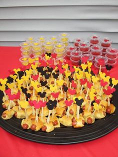 Mickey mouse party ideas
