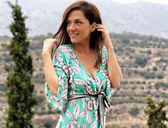Lily Pulitzer, Wrap Dress, Celebrities, Greek, Dresses, Fashion, Vestidos, Moda, Celebs