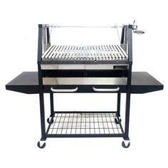 Dyna Glo Heavy Duty Outdoor Patio Portable Bbq Charcoal Grill Barbecues, Grills & Smokers Outdoor Cooking & Eating Black Agreeable To Taste