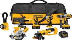 Combo Offers on Dewalt Power Tools at www.strumentu.com