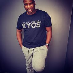 Had to do it just for the culture. Kyoswear (R). No chill whatsoever.  🤳 😎   #Kyoswear  #clothes #fashion #clothinglabel #clothing #label #De_philosopher_djkyos