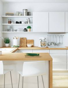10 Active Cool Tips: Inexpensive Kitchen Remodel kitchen remodel grey cabinets.Galley Kitchen Remodel Ikea small u shaped kitchen remodel.Kitchen Remodel Layout Before After. Apartment Kitchen, Home Decor Kitchen, Kitchen Interior, New Kitchen, Home Kitchens, Kitchen Ideas, Kitchen Small, 1950s Kitchen, Small Open Kitchens