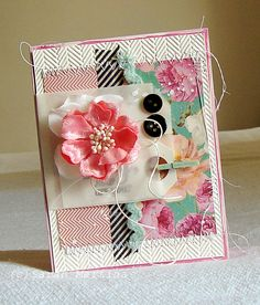 How Are You Card with a surprise inside by @Sarah Chintomby Chintomby Martina Parker