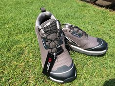 ALTRA LOAN PEAK2.0. POLARTEC Neoshell  with Salomon Quicklace