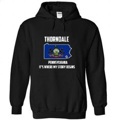 Thorndale Pennsylvania Tee 2015-2016 - teeshirt dress #tshirt quotes #sweaters for fall