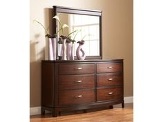 Rent the Boulevard Dresser and Mirror
